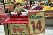 Viralnya Durian Banyumas J-Queen Yang Dijual Mahal