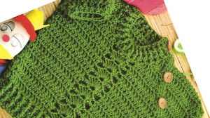 Remera Crochet para Niños / Paso a paso