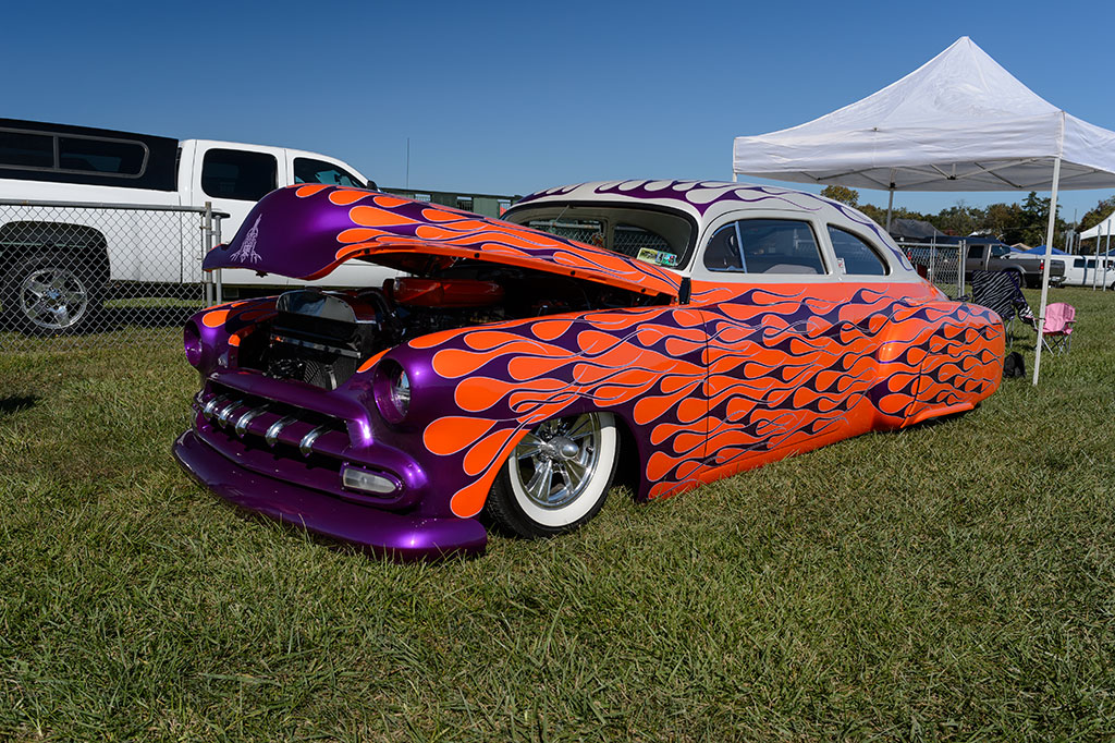 Ian Weber's 1952 Chevy Sedan