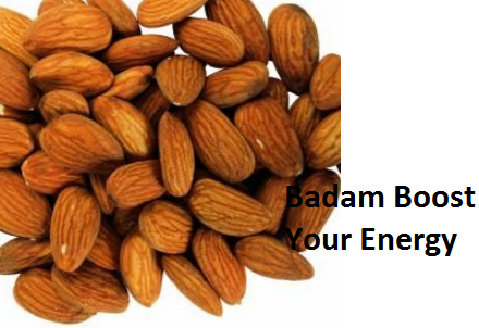 Health Benefits of Almond or Badam Boost Your Energy
