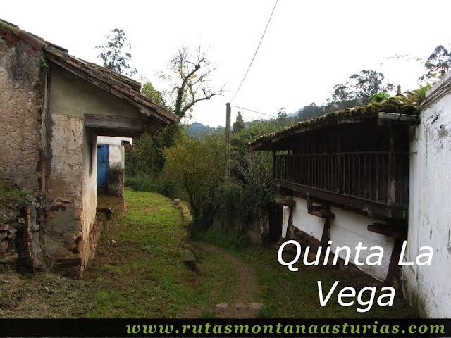 Ruta de los Molinos del Rio Profundo: Quinta La Vega