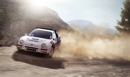 Dirt Rally PC Game 2015
