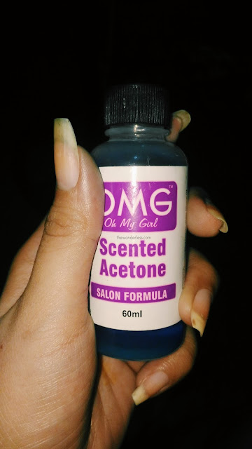 OMG Scented Acetone
