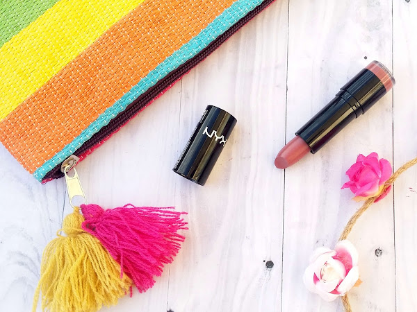 NYX Round Lipstick  - Thalia