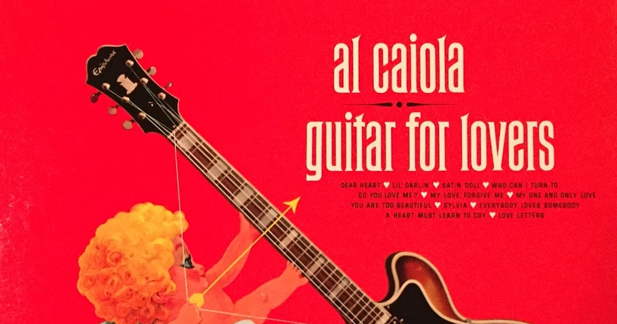 Al Caiola And His Orchestra - 50 Fabulous Italian Favorites
