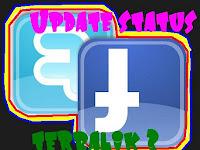 Cara Mudah Menulis Status Terbalik di Facebook, Twitter, Chatting Dan Media Sosial Lainnya Menggunakan Flip Text