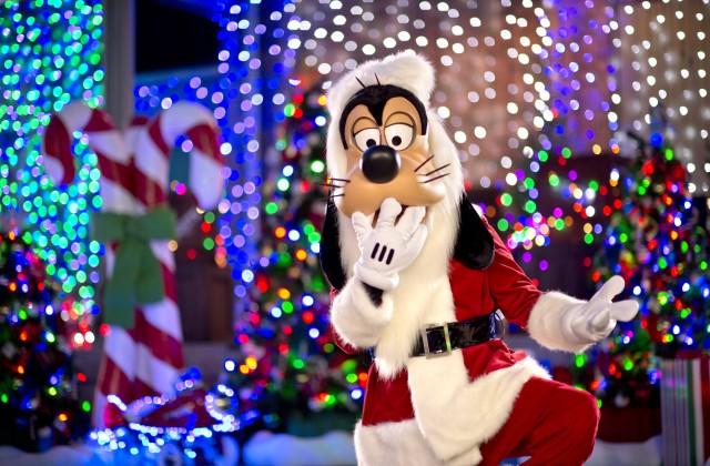 Natal e Reveillón na Disney