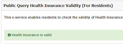 If insurance is valid