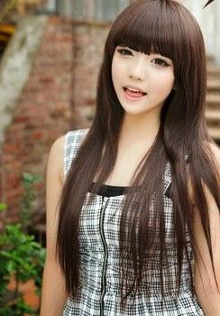 Tren Style Model Rambut Wanita Korea 2015 | Cewek Seksi