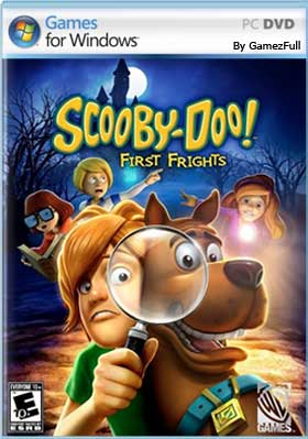 Scooby-Doo! First Frights PC Full