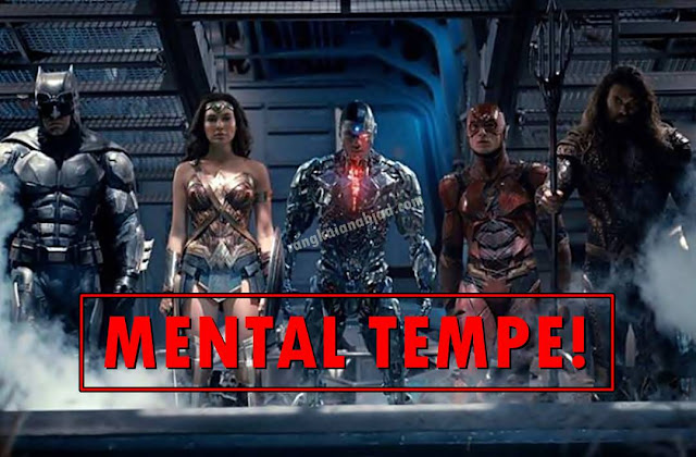 justice league mental tempe
