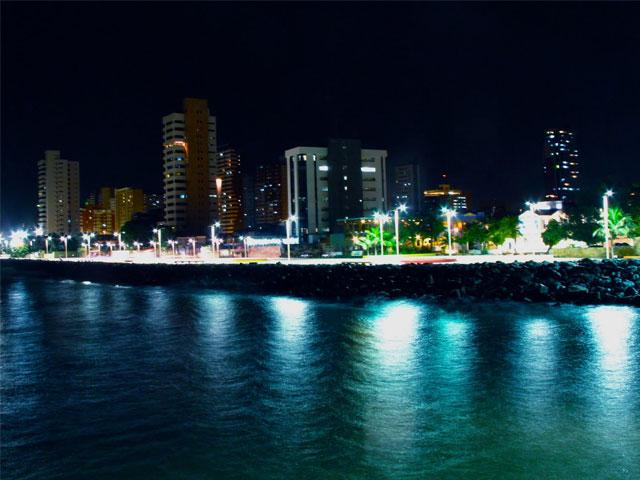 Noite na Cidade de Fortaleza