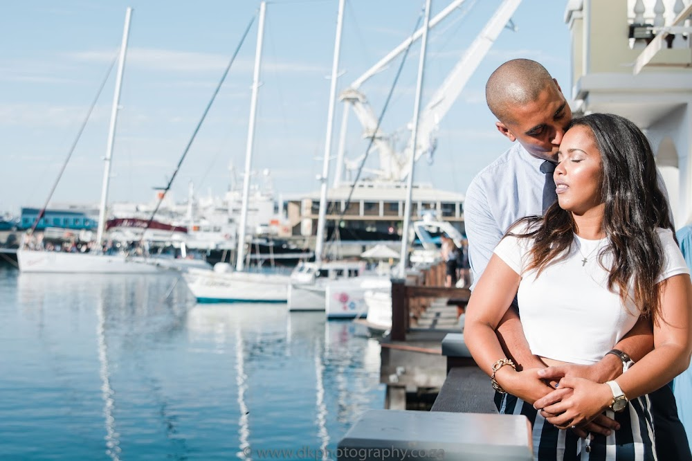 DK Photography CCD_4844 Preview ~ Charmion & Danhill's Engagement Shoot in Waterfront  Cape Town Wedding photographer