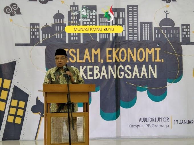 Buka Munas KMNU Ke-4, Kiai Said Pertegas Maksud Islam Nusantara