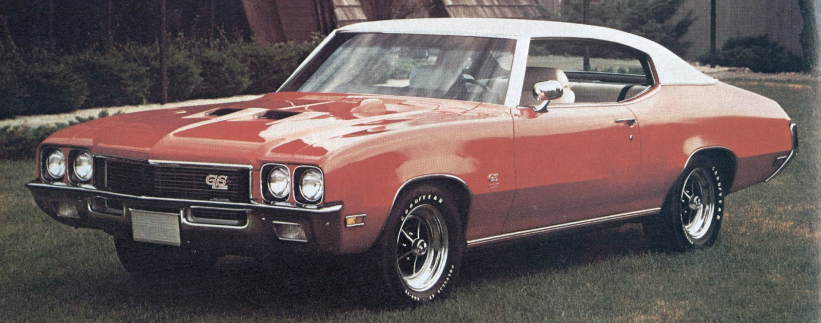1972 Buick Skylark GS and Stage 1 cars