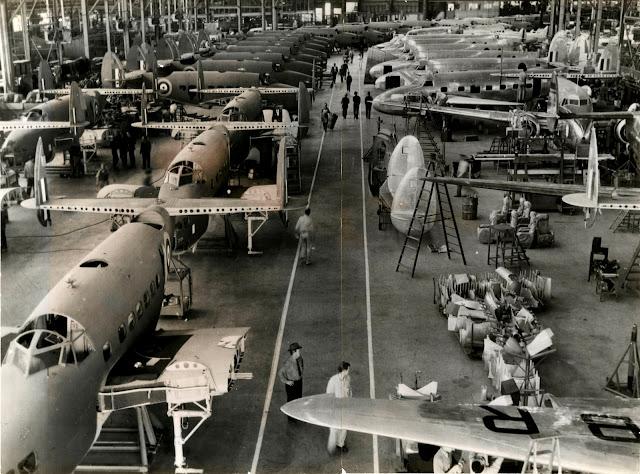 16 February 1941 worldwartwo.filminspector.com Burbank airplane factory