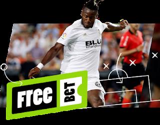 VivelaSuerte Freebet Liga 21-23 septiembre