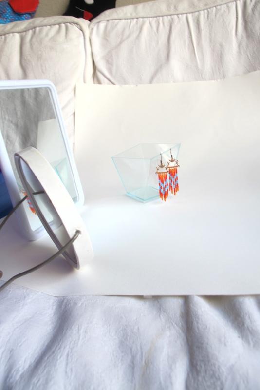 DIY foto's maken van kleine voorwerpen : zo doe ik dat !