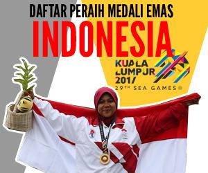 Profil Peraih Emas Sea Games 2017