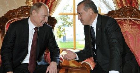 Demi Keamanan Nasional, Erdogan Teken Kerjasama Pertahanan dengan Negara Komunis Rusia