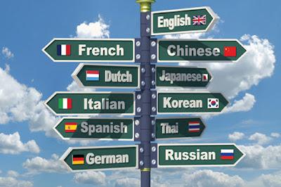 7 Bahasa Asing yang Mudah Dikuasai