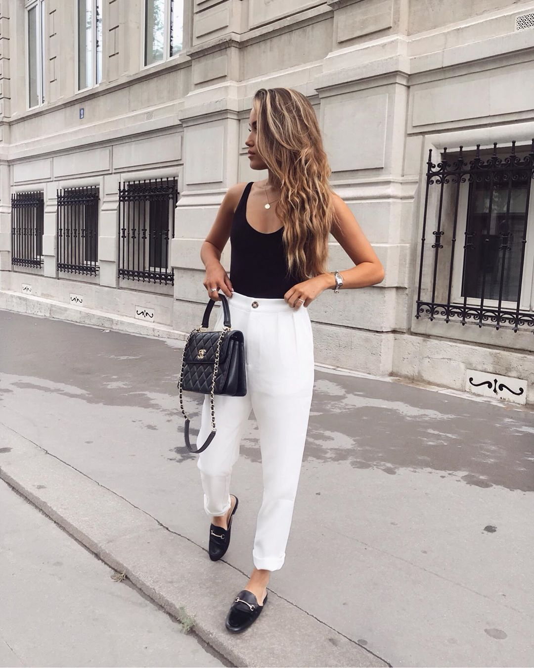 These 3 Closet Essentials Make the Most Stylish Spring Outfit