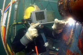 Hình ảnh công nghệ hàn dưới nước