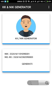 Download NIK & KK Generator APK
