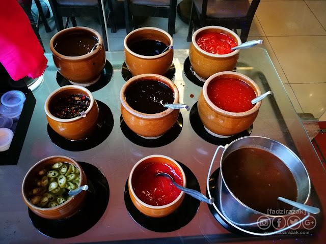 D'Kayangan Grill & BBQ Shah Alam