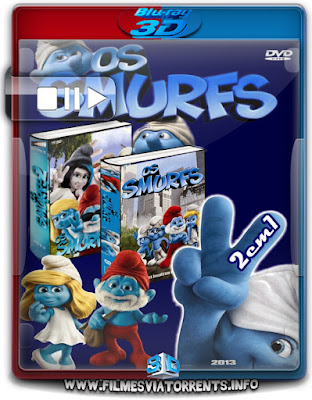 Duologia Os Smurfs Torrent