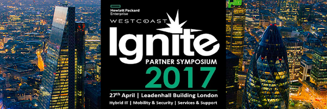 Westcoast Ignite Partner Symposium 2017 – A View From The Top