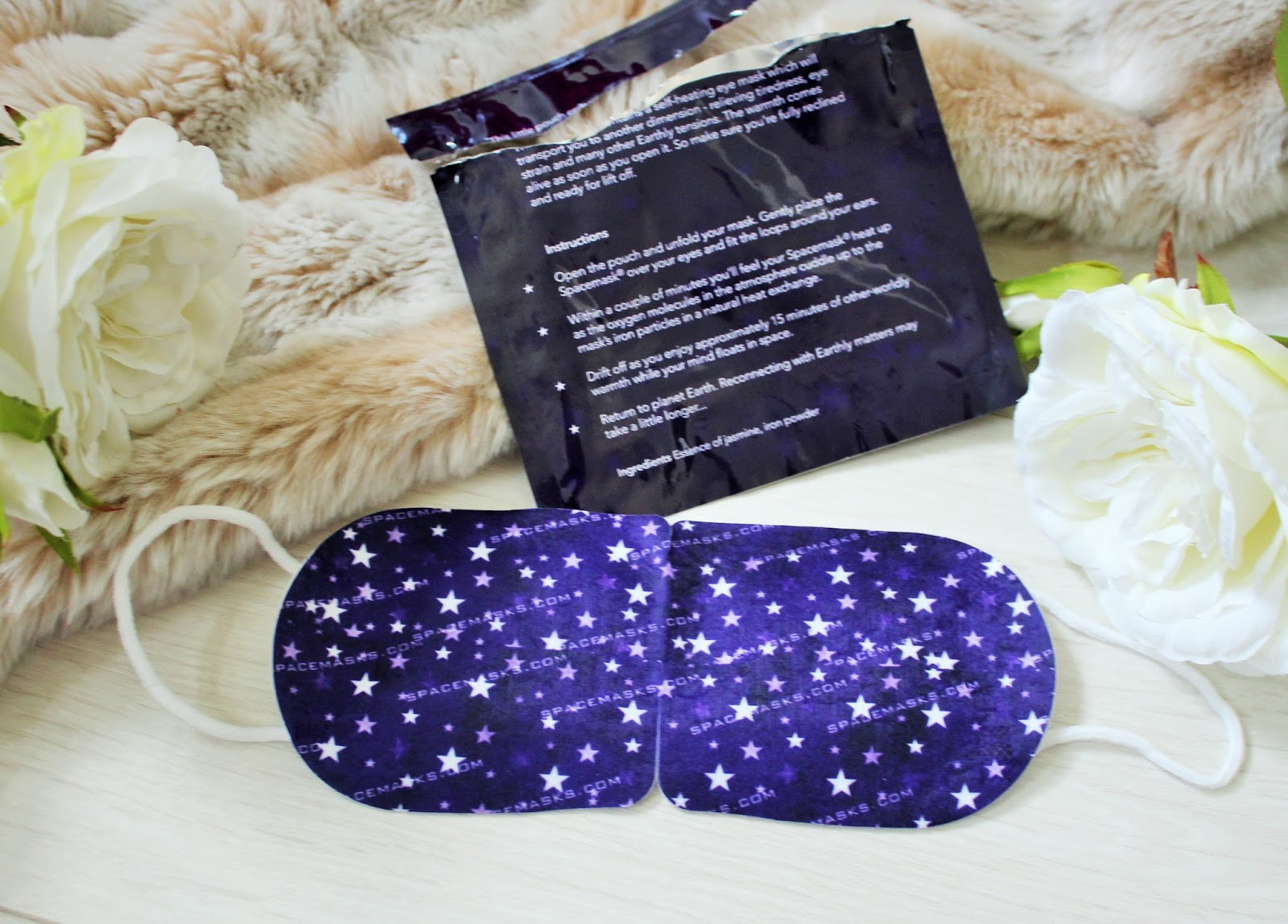 Starskin Smoothing Bio-Cellulose Second Skin Eye Masks And Spacemasks Aromatherapy Eye Mask