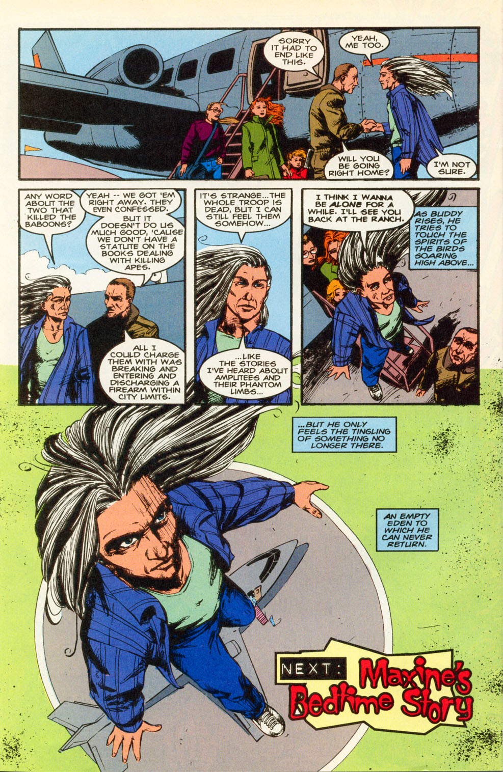 Read online Animal Man (1988) comic -  Issue #83 - 25