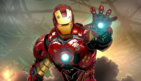 Iron-Man-(Tony-Stark)-Comics-Character