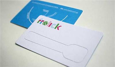 excelentes tarjetas visita minimalista