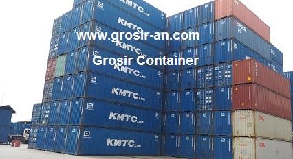 Container Bekas 40 feet