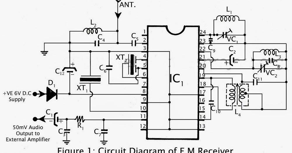 F M RECIEVER ~ Wiring File Archive