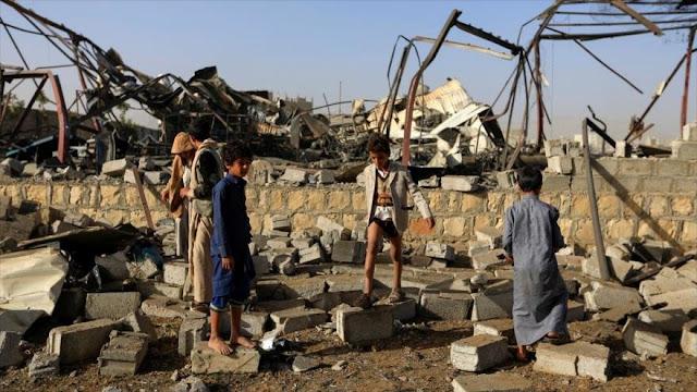 Unicef: 500 000 niños yemeníes han tenido que huir de sus casas