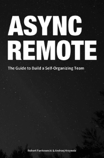 Async Remote Book from Arkency