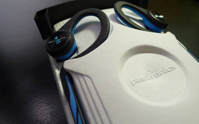 Plantronics BackBeat FIT - Blue