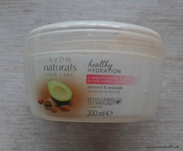 """Avon Naturals Pflegebalsam """"Mandel & Avocado"""""""