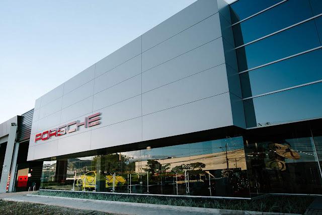 Porsche Center Belo Horizonte