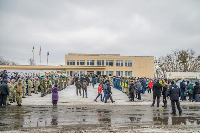 Реконструкция боя при Соколово 9.03.2018 - 01