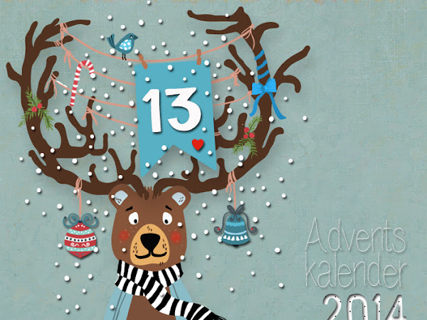 Lila-Lotta Adventskalender 2014 - Türchen Nr. 13