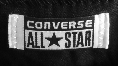 d317609b708b Converse Shoes will get logo changes in 2013. Converse plans to change the  the All Star ...