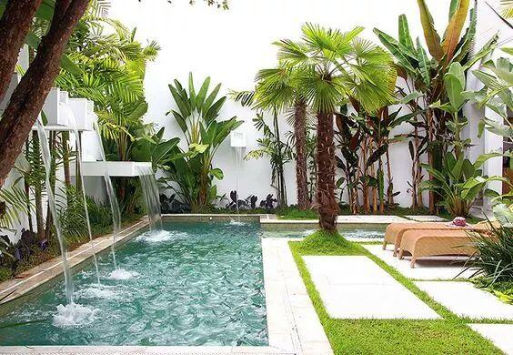 fabulous en with decoracion de piscinas - Decoracion De Piscinas