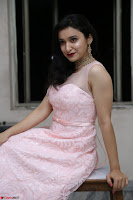 Sakshi Kakkar in beautiful light pink gown at Idem Deyyam music launch ~ Celebrities Exclusive Galleries 053.JPG