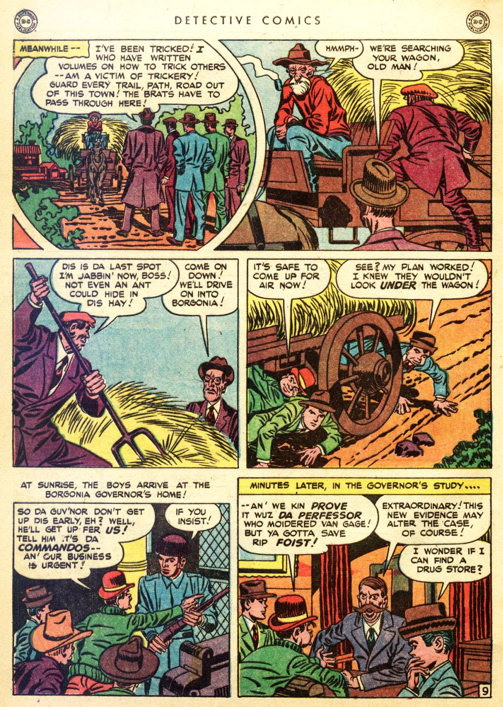 Detective Comics (1937) 128 Page 45