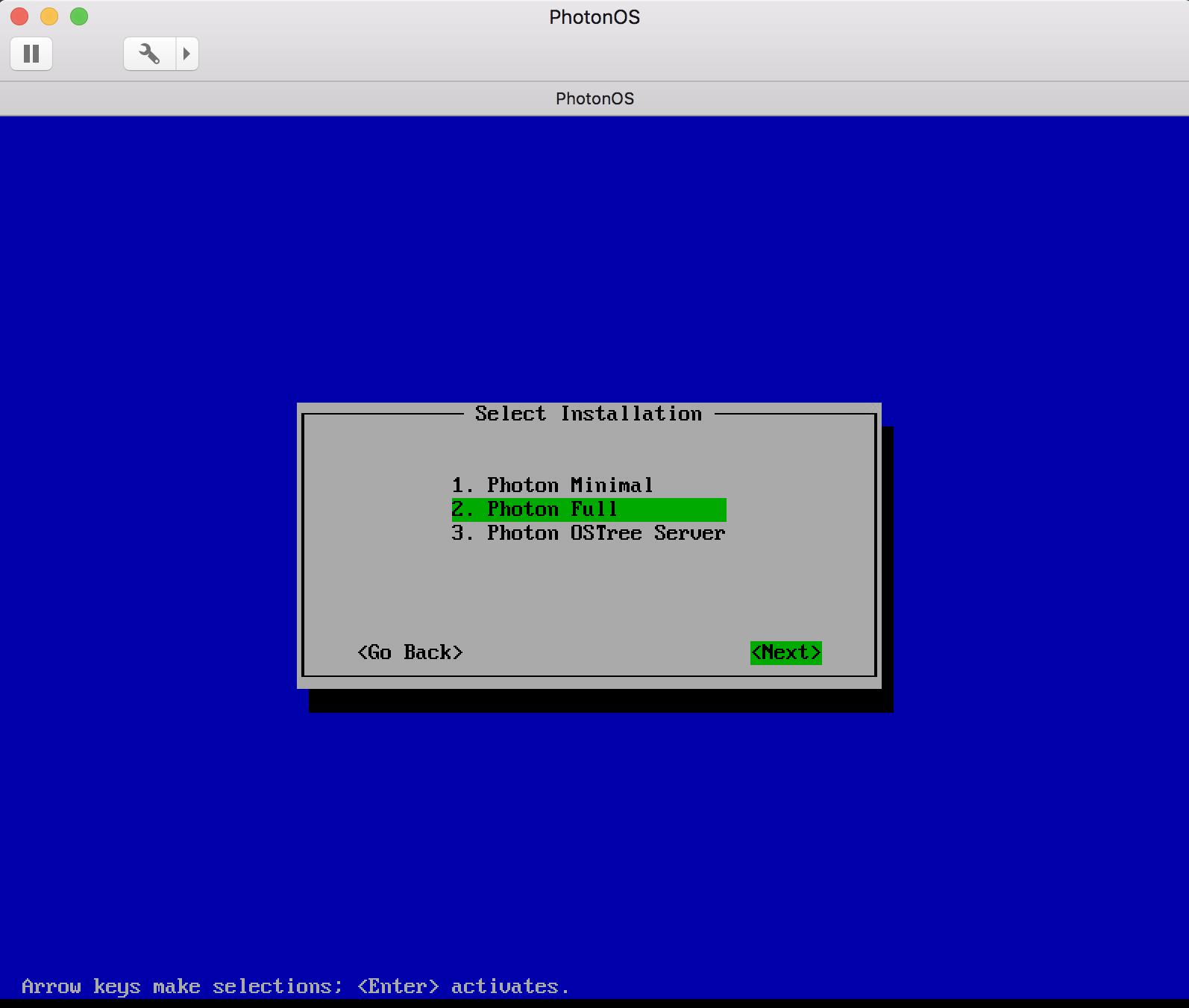 NBD: 如何使用 VMware Photon打造 Docker環境