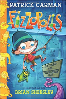 "Kid's Book Group Reads ""The Trouble with Fuzzworker Fizz"" for March 15, 2017"
